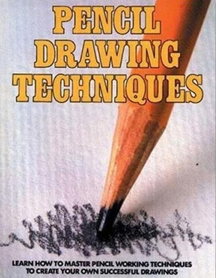 Pencil Drawing Techniques - good reminders