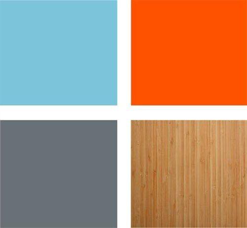 Resultado de imagen para combinacion de colores en paredes baño