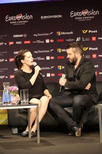Czech Republic - Marta Jandová & Václav Noid Bárta Eurovision 2015 Hope Never Dies