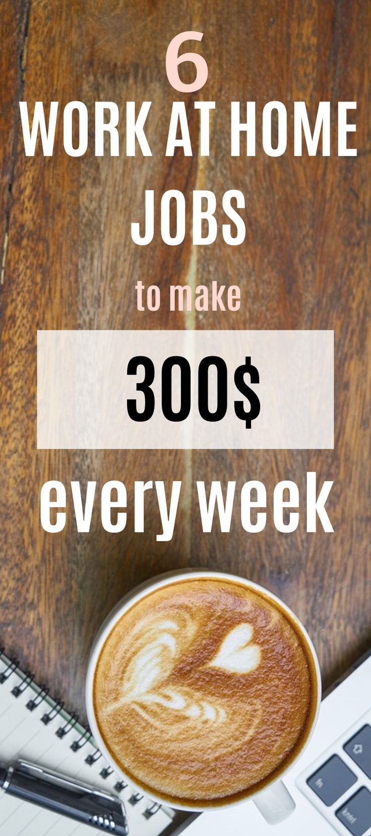 6 Work at Home Jobs to make 300$ every week – Inspire Blog