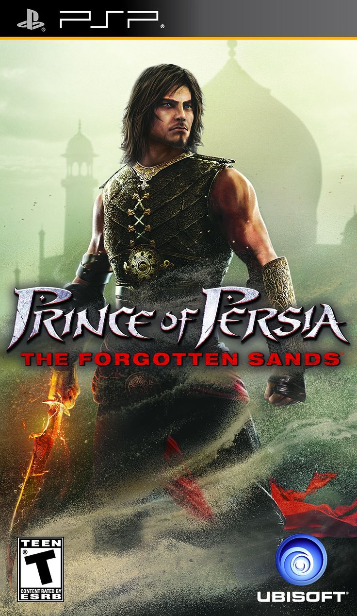 Dowload Game PPSSPP Prince Of Persia | The Forgotten Sands | ISO dan CSO File