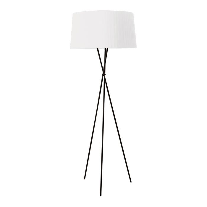 tripod g5 floor lamp whitesanta u0026 cole