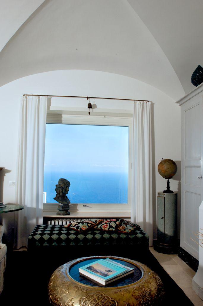 Villa Trasillo - Capri, designed by Francesco Della Femina. www.fdfdesign.net