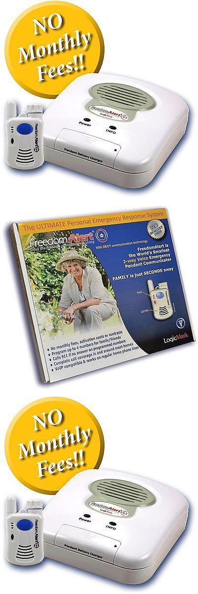 Emergency Alert Systems: Logicmark Freedom Alert Emergency Alert System 1Ct New -> BUY IT NOW ONLY: $232.71 on eBay!