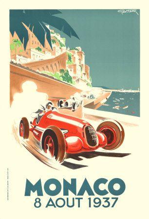 Monaco Grand Prix, 1937