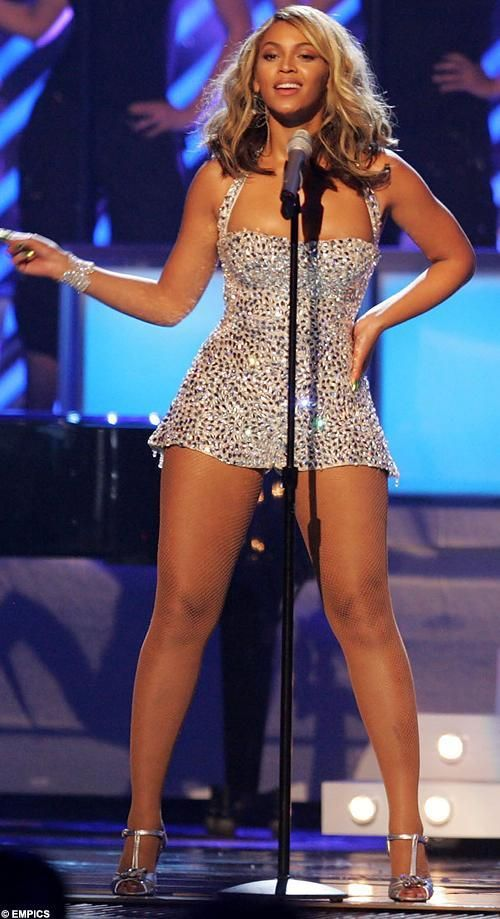 The Beyonce sexy legs and thighs impudence! apologise
