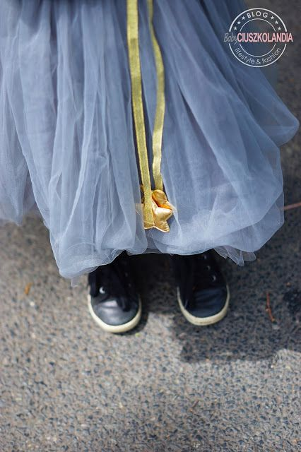 everyone-can-be-queen bemybaby.pl grey tulle skirt