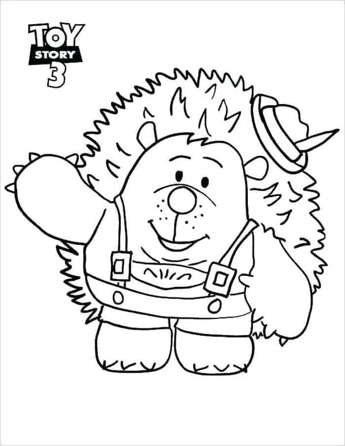 NEW Toy Story 4 Free Coloring Sheets - Woody free printable April ... | 905x700
