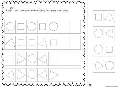 16 besten arbeitsblätter vorschule bilder auf pinterest | arbeitsblätter vorschule, grundschulen