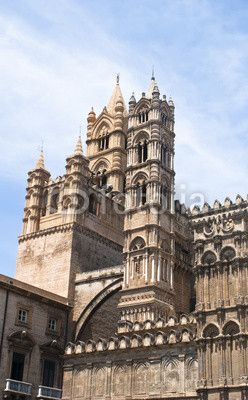 Cathedral of Palermo. Sicily