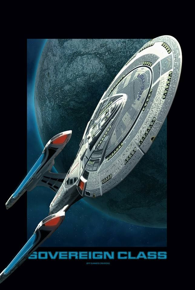 Sovereign Class Fandom Star Trek Star Trek Wallpaper Star Trek Posters