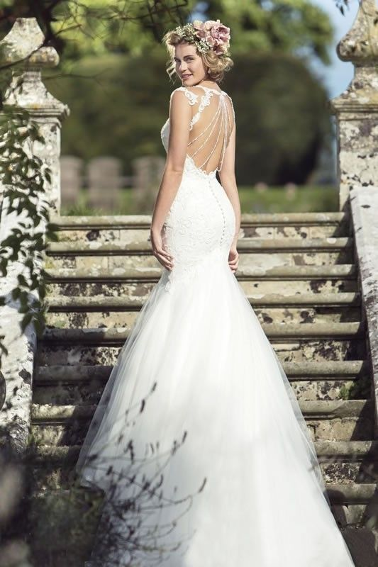True Bride 2016 2017 Wedding Dress Style W213