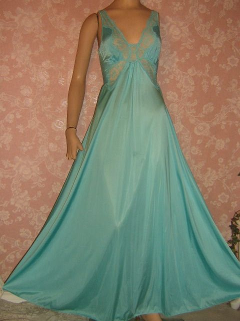 Brushed Nylon Nightgowns 9