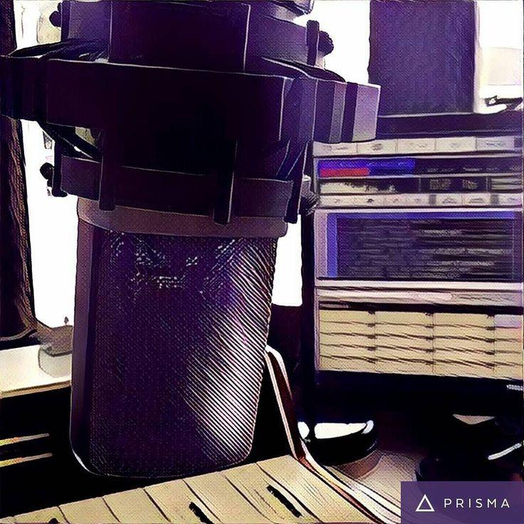 Muito mais que captar. Converter sons em sentimentos. #microphone #fmhits #muitoamorenvolvido #música #rádio #sinop