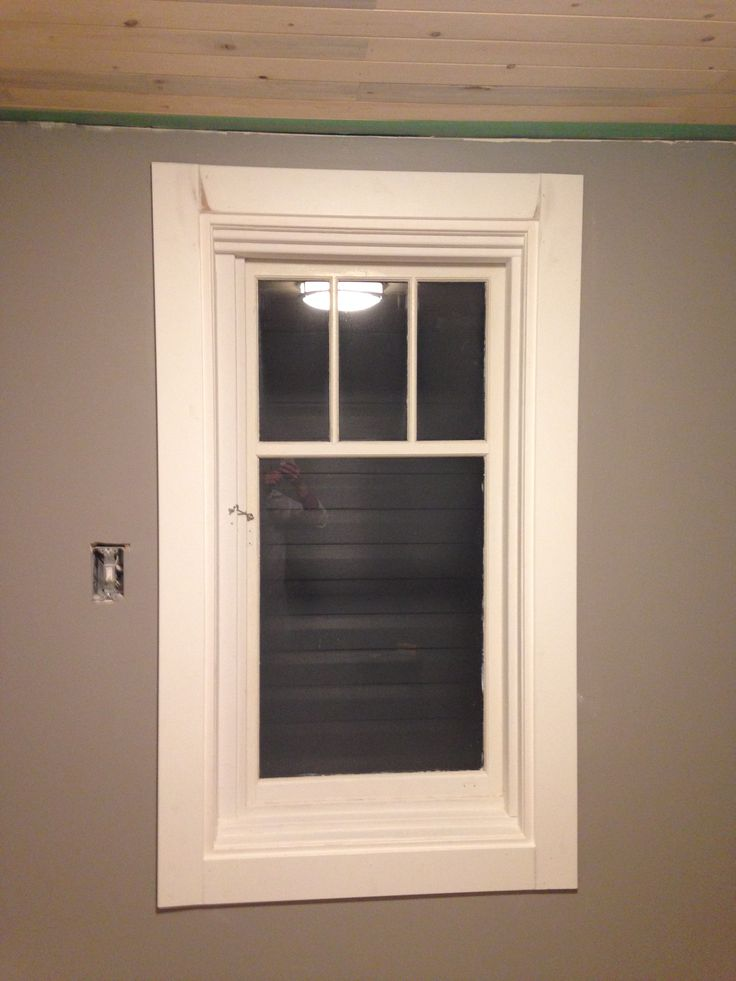 new window in tub room. got it from Demex, had to build the frame, its and old window. lets in so much light.