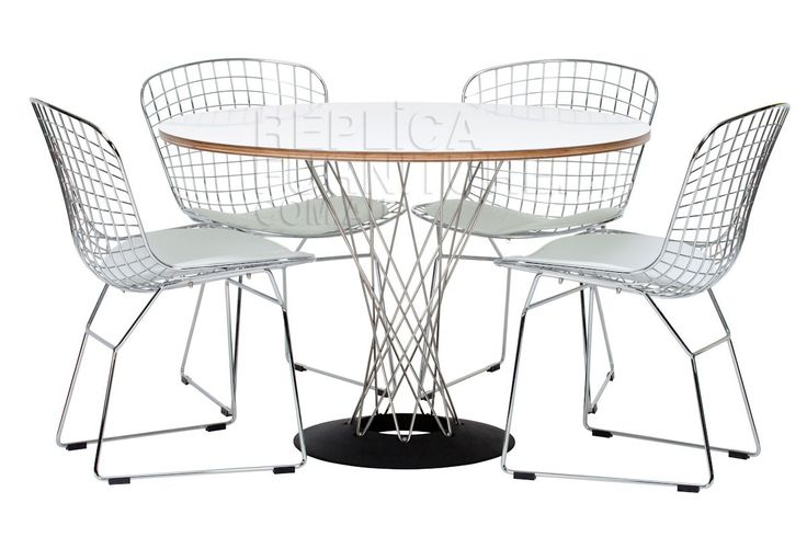 replica isamu noguchi cyclone dining table retro kitchen table
