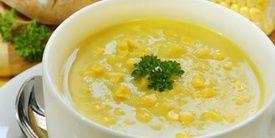 Vemale.com: Resep Sehat: Sup Jagung Super Lezat