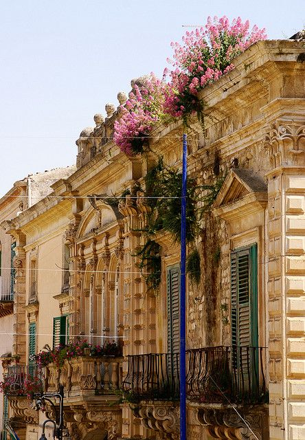Ragusa-Ibla, Sicily, Italy