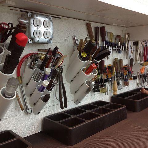 Las 25 mejores ideas sobre herramientas en pinterest y m s for Casas de madera para guardar herramientas