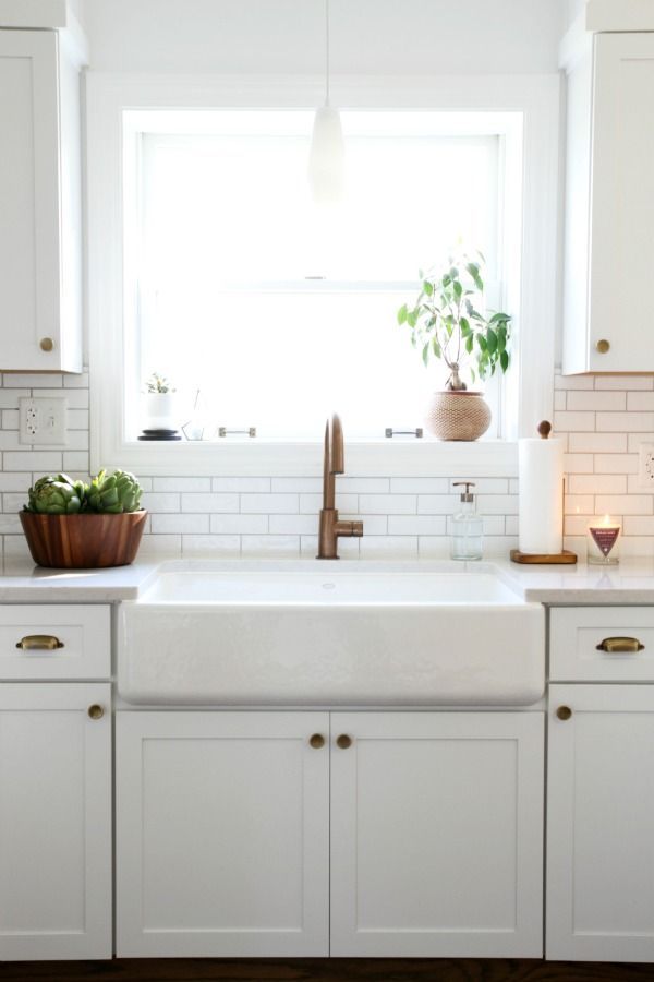 White Kitchen Farm Sink best 25+ farm sink ideas only on pinterest | farm sink kitchen