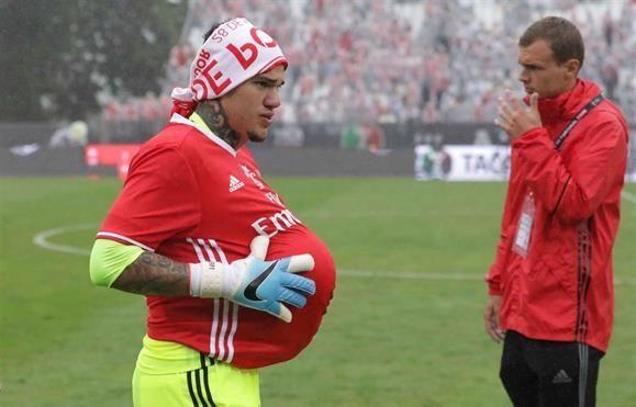 """Ederson - """"Provavelmente foi o meu último jogo"""", SL Benfica"""