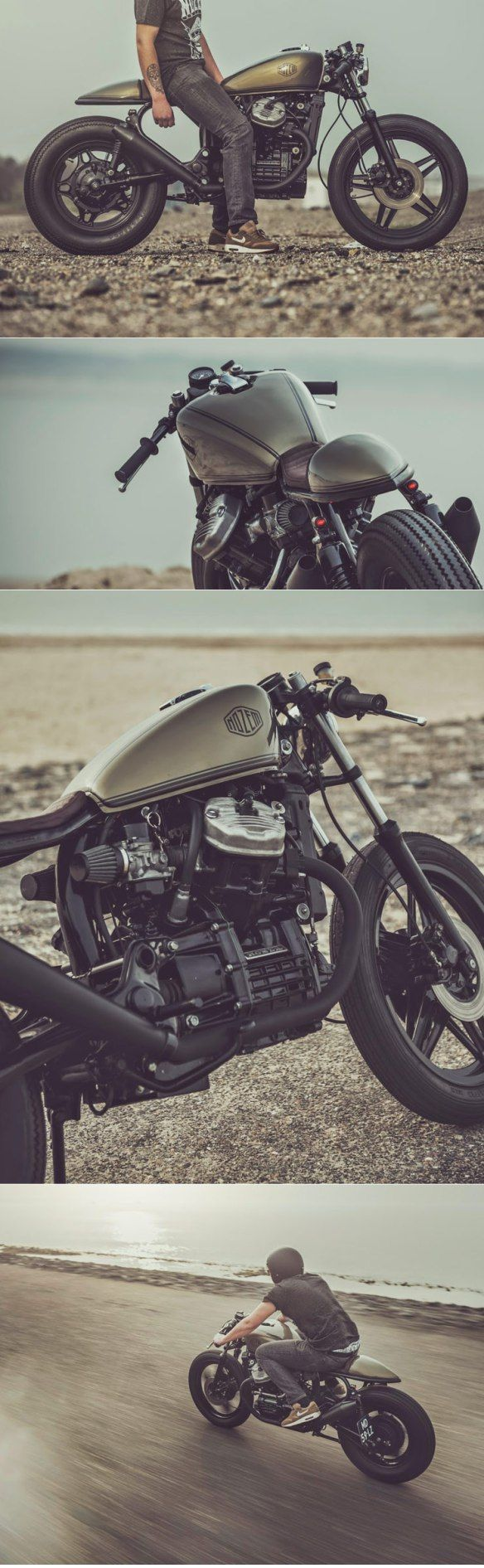 11 Best Motorcycles Images On Pinterest Vintage 1976 1000 Cc Honda Goldwing Wiring Diagram 10 Cafe Racer By Nozem Amsterdam Via Moto Mucci