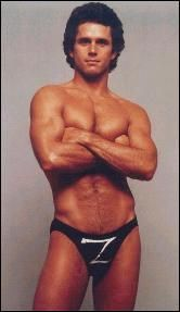 the-hunk. Gregory Harrison