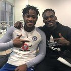 nice The Batsman and The Bison at Cobham