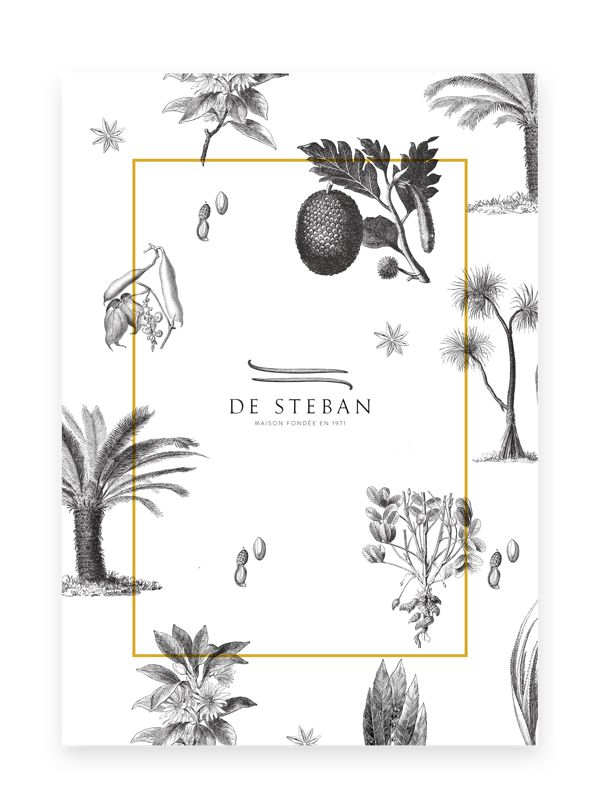 De Steban - Delicatessen (WIP) by Antoine Pilette, via Behance