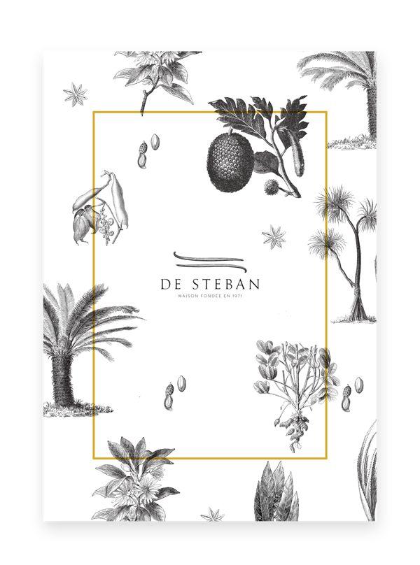 De Steban - Delicatessen (WIP) by Antoine Pilette, via Behance