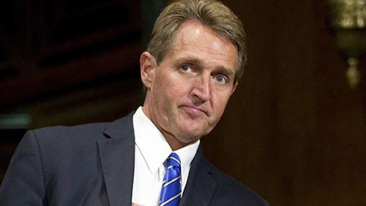 FOX NEWS: GOP Sen. Jeff Flake won't seek re-election in 2018