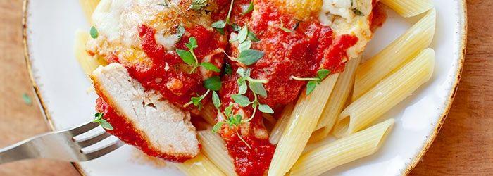 Parmigiana Z Kurczaka Blog Kwestia Smaku Food Sandwiches