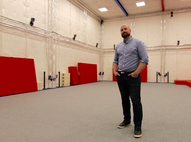 Vancouver Film School opens largest motion capture studio in Canada