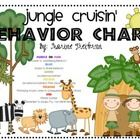 Jungle Cruisin' Behavior Chart!  Simply print the behavior chart on cardstock, laminate, trim, and assemble! You can display this chart in your cla...