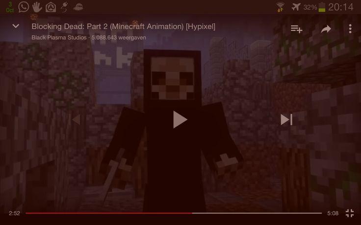Blocking dead figuur
