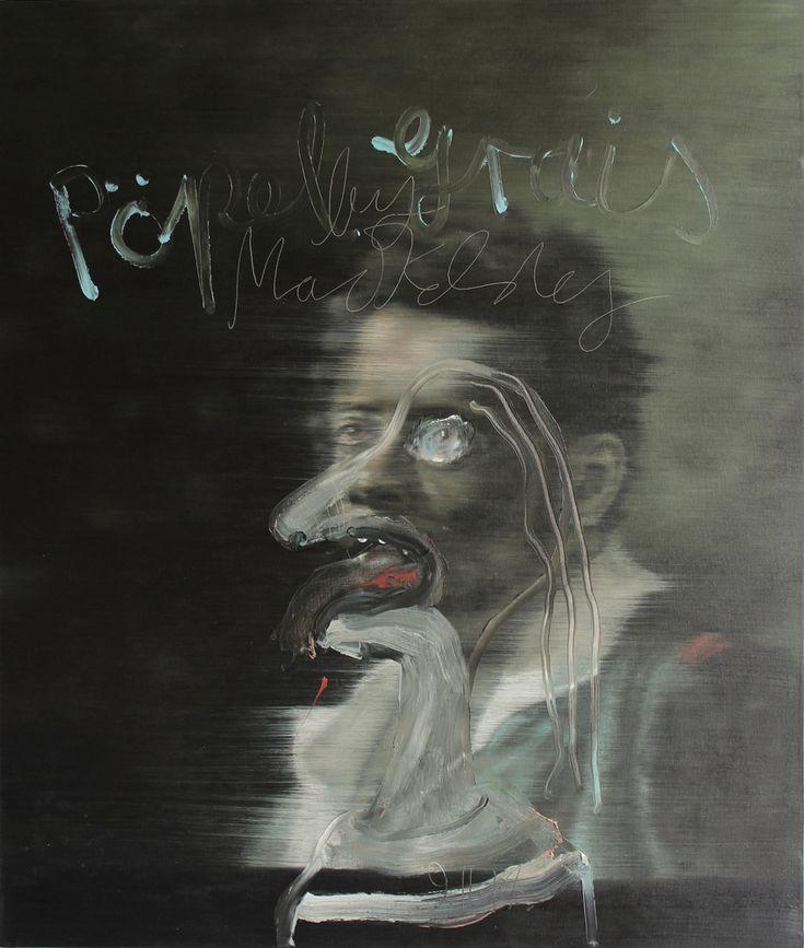 MIKE MAC KELDEY – La Manie d'abruti – Galerie Da-End Paris