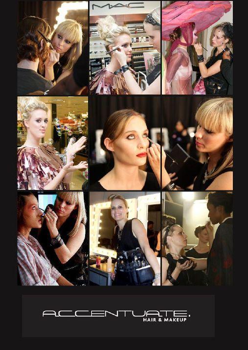Accentuate Hair & Makeup