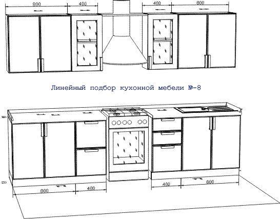 Las 25 mejores ideas sobre disposici n de muebles en for Dimensiones muebles de cocina