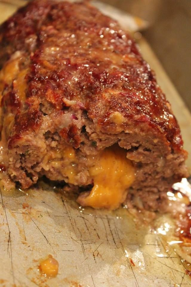 Moma Cleo's Oatmeal Meatloaf – Land Of Recipes