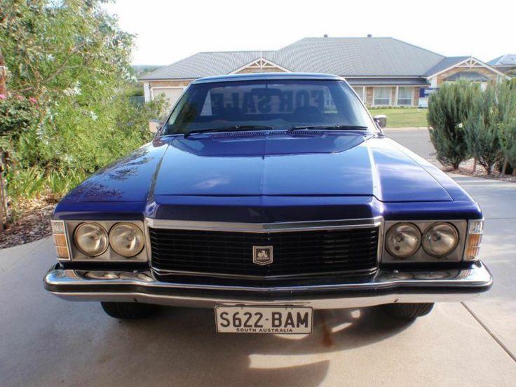 1972 Holden Kingswood Ute