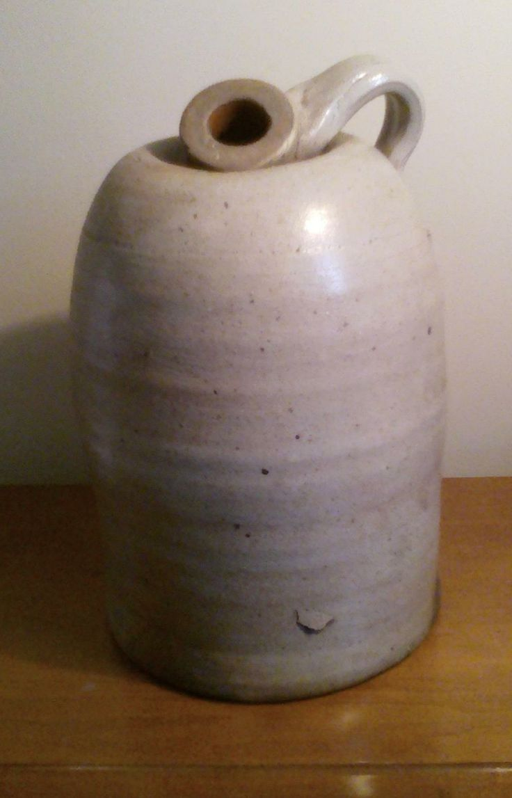 1 gallon reject stoneware jug