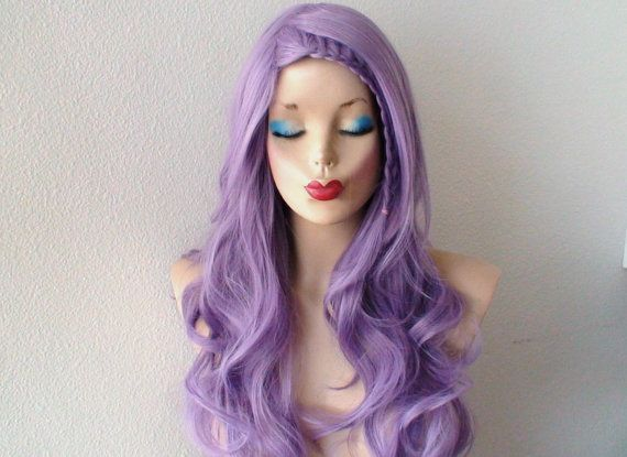 Hey, I found this really awesome Etsy listing at https://www.etsy.com/listing/200986614/pastel-wig-lavender-wig-pastel-light