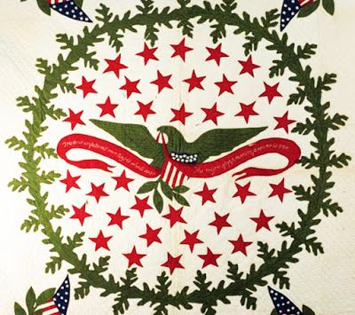 Civil War Quilts: A Quilt for General Grant from Herkimer, New York