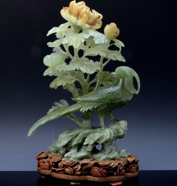 Best jade images on pinterest asian art qing
