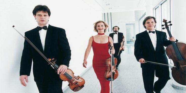 Hagen Quartet, 26 Kasım'da CRR, Istanbul Konser Salonu'nda!