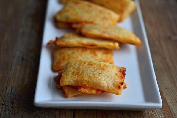 Pizza Bites - #glutenfree Finger Food!