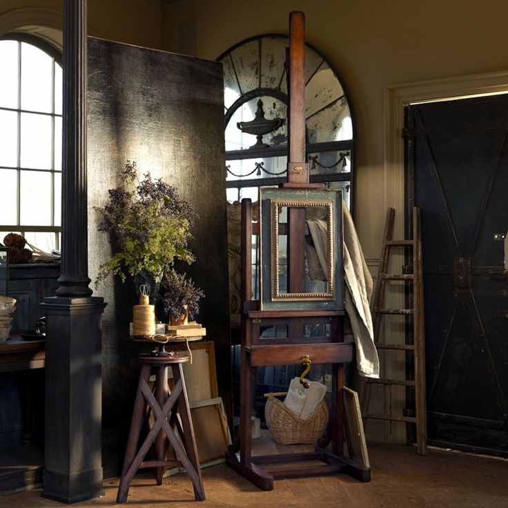 Genial Londale Easel   Armoires / Cabinets   Furniture   Products   Ralph Lauren  Home   RalphLaurenHome. English InteriorEaselsDecorating IdeasDecor ...
