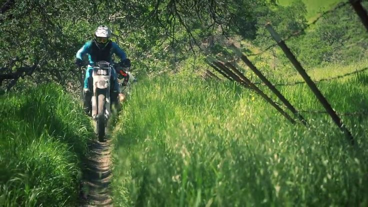 Trail Riding with a Zero Electric Motorcycle