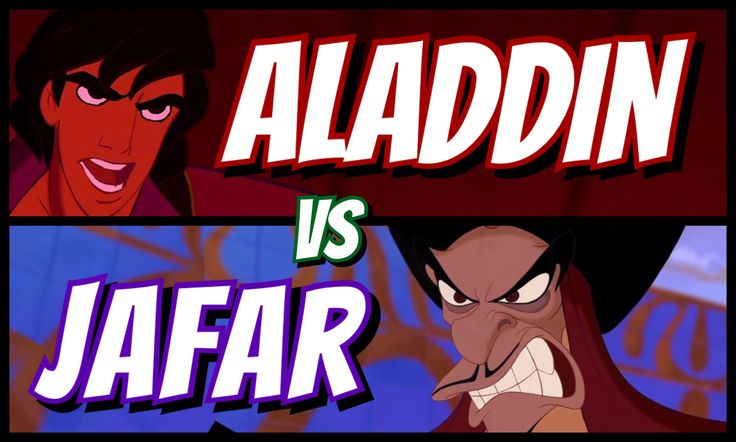 Disney Showdowns is back with a vengeance! In episode 9, the AniMoguls show no mercy as two of the Disneyverse's greatest rivals step into the ring: the wily street-rat Aladdin versus the conniving Sorcerer-Vizier-Genie-Giant Snake hybrid, Jafar.  #Aladdin #Jasmine #Jafar #PrincessJasmine #DisneyPrincess #DisneyMovie #DisneyMovies #MovieReview #Disney #WaltDisney #Animation #Genie #MagicLamp #Arab #Movies #Showdown #Abu #DisneyVillain #Childhood #Heroes #Villains #ILoveDisney #DisneyLove