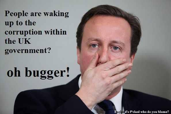 pics of why #CameronMustGo -------------> https://www.gov.uk/register-to-vote… <------------- Don't forget, register to VOTE